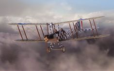 Airfix A02104 Royal Aircraft Factory BE2c Scout 1:72