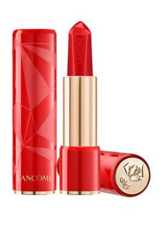 The main advantages of Lancome L'Absolu Rouge Ruby Cream Lipstick Lancome L'Absolu Rouge Ruby Cream Lipstick Limited Edition Creamy lipstick is the secret weapon to flirt and seduce every girl. Blood Ruby, Bad Blood, Permanent Lipstick, Online Shops, Lipstick Collection, Makeup Collection, Long Lasting Lipstick, Nordstrom, Setting Spray
