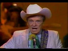 """Merle Haggard and Ernest Tubb. Ernest was the man! Sings """"Waltz Across Texas"""", then is joined by Merle Haggard for a little """"Walking The Floor Over You""""."""