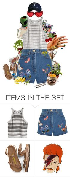 """""""i cant think of a title..."""" by causingpanicatthetheater on Polyvore featuring art and vintage"""