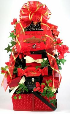 Couples Romantic Gift Basket - Gifts of Love