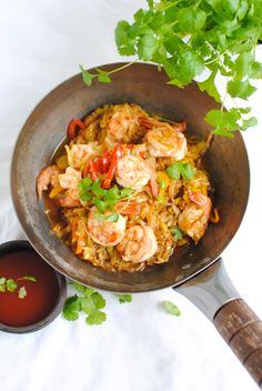 camarões salteados, couve chinesa e pimentos | sautéed shrimp, chinese cabbage and bell peppers
