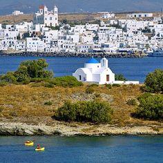 Enjoy Holiday at Paros Greece