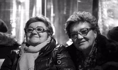 Le sorelle...senza di loro Enio Ottaviani non avrebbe la storia che ha!