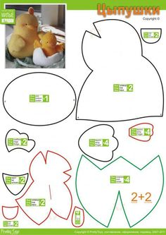 molde de pollito