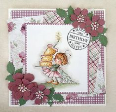Scrapcards by Marlies April Challenge, Create And Craft, You Are Invited, I Card, Stuff To Do, Happy Birthday, Lily, Product Launch, Stamp