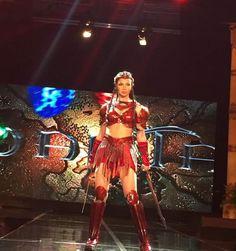 Presscon of Encantadia Glaiza De Castro as Pirena Kylie, Bae, Wonder Woman, Superhero, Photo And Video, Instagram Posts, Acting, Fictional Characters, Videos