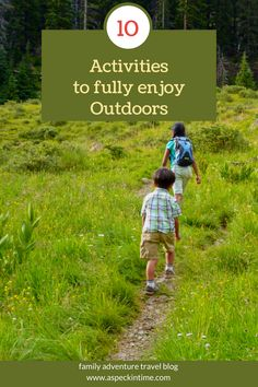 Top 10 activities to enjoy outdoors with your family in state parks and national parks in the USA. Gunnison National Park, Colorado National Monument, Grand Teton National Park, National Parks, Great Smoky National Park, Smoky Mountain National Park, Family Adventure, Adventure Travel, Walking In Nature