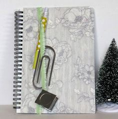 Covered Note Books
