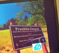 """""""FRANKLIN CANYON"""" WALKING TRAILS PIC  '15"""