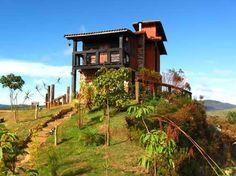 Pousada Chalé Serra do Trovão - Ouro Preto MG