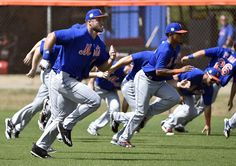 It's Officially Port St. Lucie Party Time: New York Mets to DH Tim Tebow on Wednesday