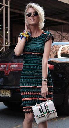 Вечернее платье от Vanessa Montoro зеленое