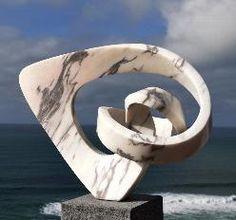 Marble sculptures 2010-13 - Georg Scheele