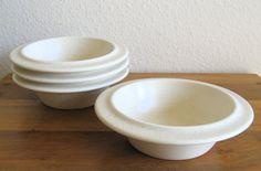 Fabrik Stoneware Bowls-Set of 4 by MarketHome on Etsy, $32.00