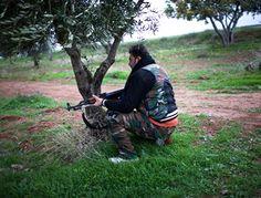 EEUU fortalece lazos con oposición siria.