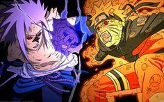 #Fanart mit #Naruto und Sasuke