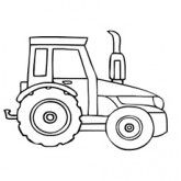 Printable Tractor Coloring Pages. A tractor is a motor vehicle designed to pull one or more vehicles, in particular agricultural implements and machinery. Tractor Coloring Pages, Free Coloring Sheets, Online Coloring Pages, Cartoon Coloring Pages, Animal Coloring Pages, Coloring Pages To Print, Coloring Book Pages, Coloring Pages For Kids, Kids Colouring
