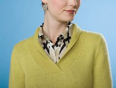 Learn how to knit sweaters from expert Amy Herzog in Knitscene Fall 2011