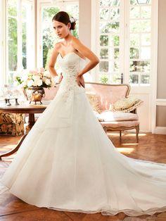 Vestido de Noiva - Y21367