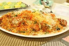 Chicken Tikka Biryani Recipe by Shireen Anwar