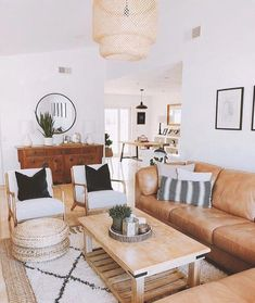 helpful tips for creating bright living room ideas - interior designs -. - helpful tips for creating bright living room ideas - Living Room Interior, Home Living Room, Living Room Designs, Living Spaces, Bright Living Room Decor, Living Room Set Ups, Tan Sofa Living Room Ideas, Neutral Living Rooms, Earthy Living Room
