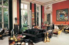 Legendary designer Henri Samuel