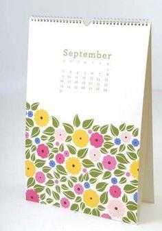 Snow & Graham wall calendar $30.  Juice Gift Guide 2011