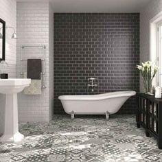 Bad einrichten – Fliesen-Trends in der Badezimmereinrichtung für 2017!