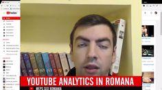 Youtube Analytics este o unealta extraordinara daca stii sa o folosesti. Clipul complet: https://t.co/rLjgzGZ4oj #analytics #youtubeanalytics #youtubeseo #tutorialanalytics #youtuberomania https://t.co/PZHCUG72kD