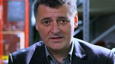 Steven Moffat: Happy Anniversary, Doctor Who! - The Day of the Doctor- so he's actually somewhat human?