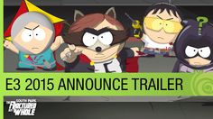 South Park: The Fractured but Whole E3 2015 Announce Trailer [US]