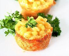 Mini Mac and Cheese Pies... Happy Hour Appetizers 16   Hampton Roads Happy Hour