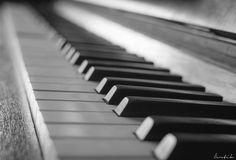 #piano #B&W