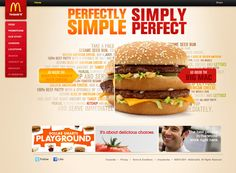 26 Web Designs for the Food Industry - DesignM.ag