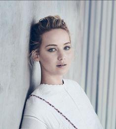 Panem Propaganda - The Hunger Games News - New - Jennifer Lawrence for Be Dior Spring/Summer 2015