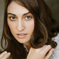 Sara Bareilles - how can you not love her