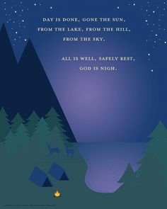 Evening in the Woods with Taps lyrics by PoppyMagnolia on Etsy
