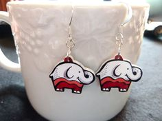 Little Elephant Earrings