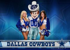 Cowboy Rowdy.....sandwiched Dallas Cowboys Images, Dallas Cheerleaders, Cowboy Images, How Bout Them Cowboys, Team Mascots, Mississippi State Bulldogs, Cowboy Up, Love My Boys, Football Team