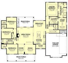 Erin Farm House Plan – House Plan Zone