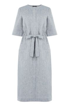 The Warehouse sale is now on. Get seasonal trends for less and shop the Warehouse women's clothes sale. Dresses, denim, tops, jumpsuits, coats - the lot. Linen Shirt Dress, Midi Shirt Dress, Long Sleeve Midi Dress, Belted Dress, Sleeve Dresses, Smock Dress, Beautiful Summer Dresses, Best Summer Dresses, Nice Dresses