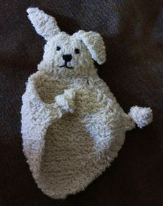 Cuddly Bunny-free knitting pattern lion brand- not sure about the double knit head but I'll figure it out. Knitting For Kids, Baby Knitting Patterns, Free Knitting, Crochet Patterns, Yarn Projects, Knitting Projects, Crochet Projects, Knit Or Crochet, Crochet Toys