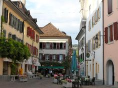 Lutry, Switzerland  Where Rob's apartment is