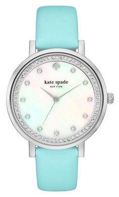 Crushing on this Kate Spade watch