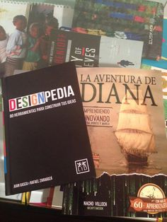 La Aventura de Diana y la Designpedia. Excelente coctel de lecturas innovadoras compartidas por Natalia Zapatero, @turiskopio. Con estas herramientas, esta chica nos va a revolucionar la industria del turismo!!