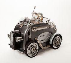 Toaster Roadster © 2014 Graham Schodda