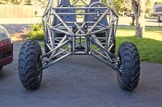 Image result for street bike engine buggy design Tube Chassis, Karting, Street Bikes, Tricycle, Kart Cross, Go Kart Plans, Roll Cage, Off Road Buggy, Sand Rail