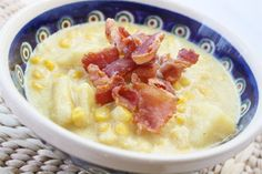 Cheddar Corn Chowder {Recipe}