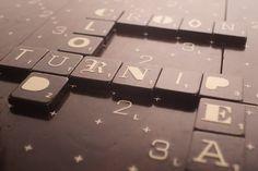 Typography Scrabble Set!!!!!!!!!!!!!!!!!